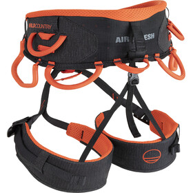 Wild Country Syncro Harness black/red